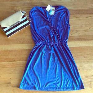 New Blue summer dress